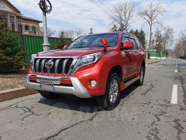 Toyota Land Cruiser Prado, 2015 год, 2 340 000 руб.