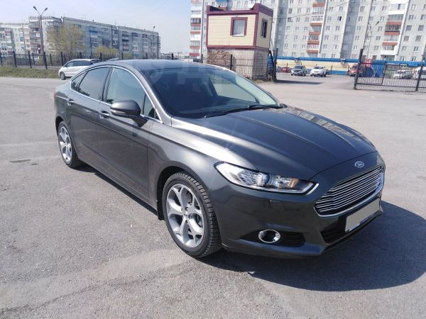 Ford Mondeo, 2015 год, 930 000 руб.