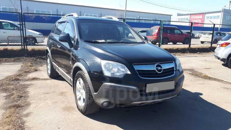 Opel Antara, 2007 год, 505 000 руб.