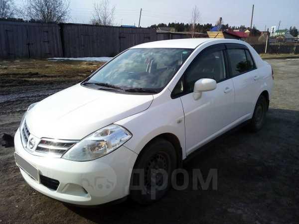 Nissan Tiida Latio, 2010 год, 400 000 руб.