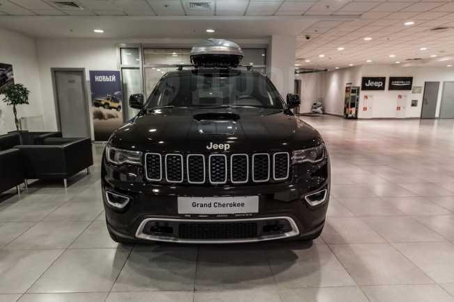 Jeep Grand Cherokee, 2019 год, 3 880 000 руб.