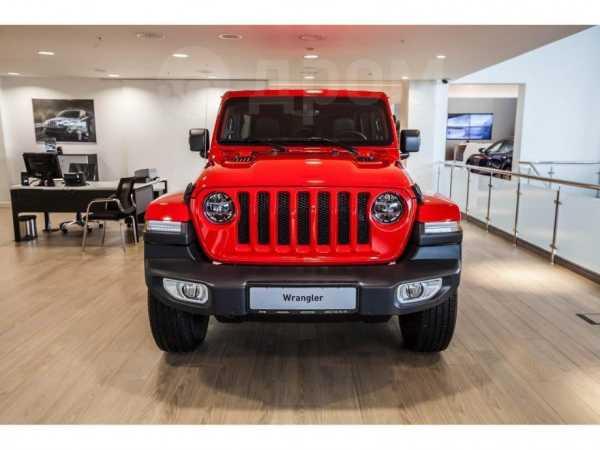 Jeep Wrangler, 2019 год, 4 620 000 руб.