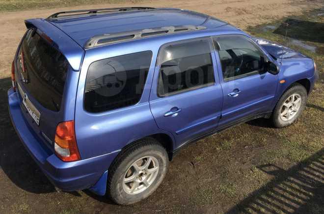 Mazda Tribute, 2000 год, 310 000 руб.