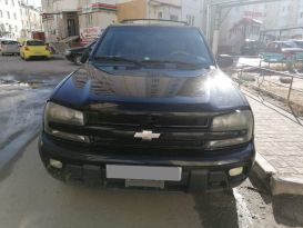 Якутск TrailBlazer 2002