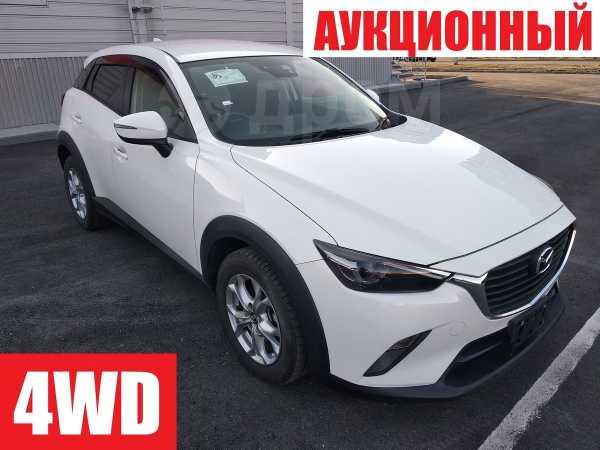 Mazda CX-3, 2015 год, 848 000 руб.