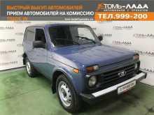 Томск 4x4 2121 Нива 2016