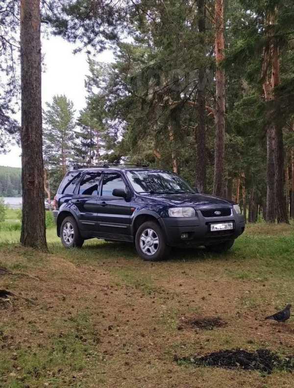 Ford Maverick, 2003 год, 365 000 руб.