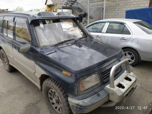 Suzuki Escudo, 1990 год, 300 000 руб.