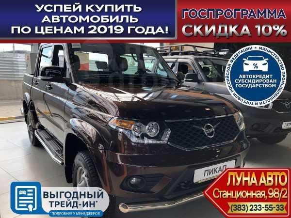 УАЗ Пикап, 2019 год, 856 000 руб.
