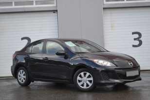 Екатеринбург Mazda3 2012