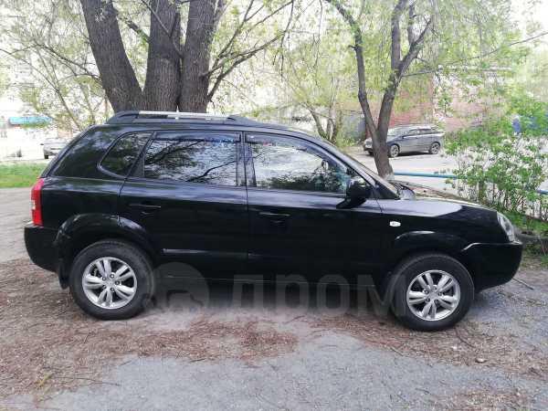 Hyundai Tucson, 2008 год, 615 000 руб.