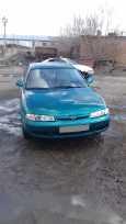 Mazda 626, 1996 год, 95 000 руб.