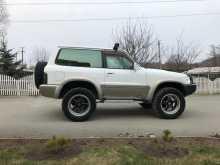 Владивосток Nissan Safari 1998