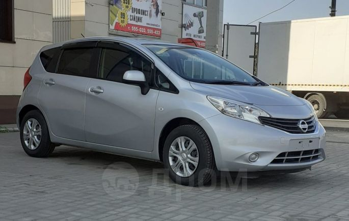 Nissan Note, 2014 год, 549 000 руб.