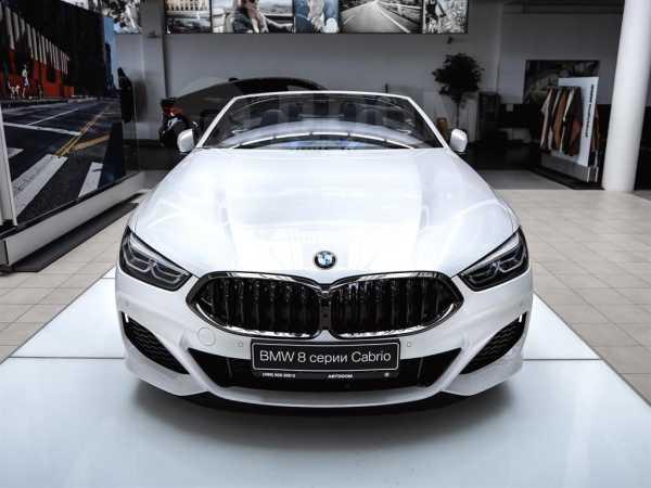 BMW 8-Series, 2019 год, 10 320 000 руб.
