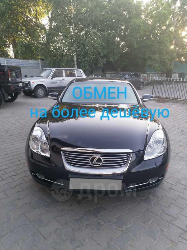 Lexus SC430, 2008 год, 1 350 000 руб.