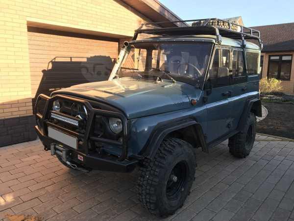 УАЗ Хантер, 2005 год, 830 000 руб.