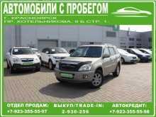 Красноярск Tiggo T11 2011