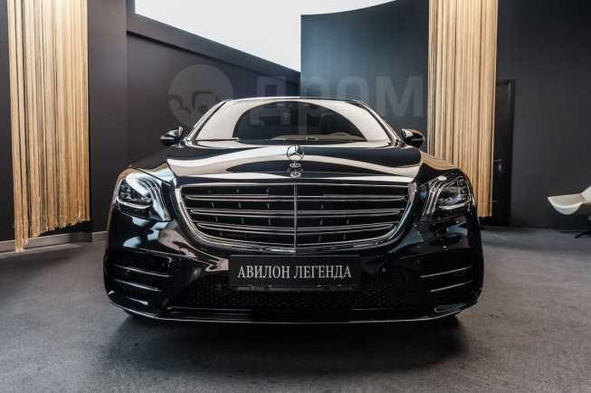 Mercedes-Benz S-Class, 2019 год, 11 531 650 руб.