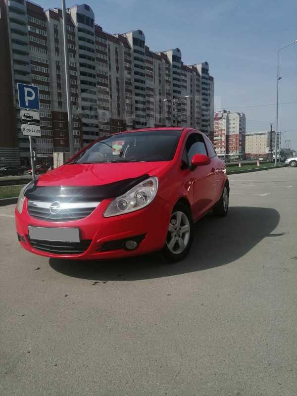 Opel Corsa, 2008 год, 317 000 руб.