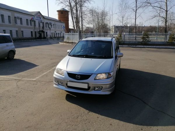 Ford Ixion, 2001 год, 270 000 руб.