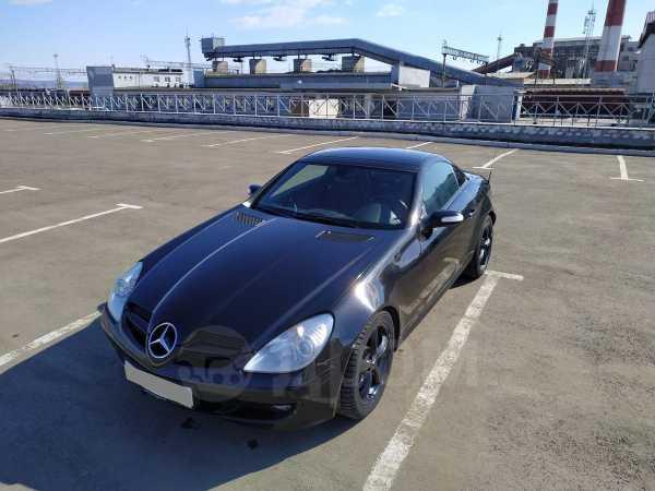 Mercedes-Benz SLK-Class, 2006 год, 790 000 руб.
