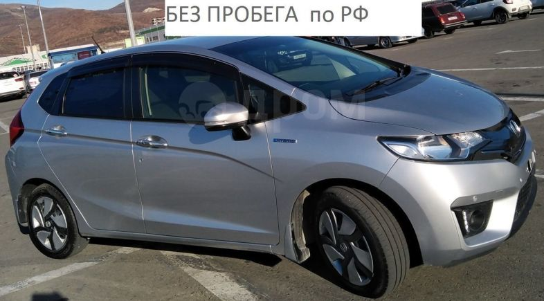 Honda Fit, 2015 год, 745 000 руб.