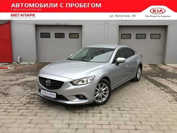 Mazda Mazda6, 2017 год, 1 295 000 руб.