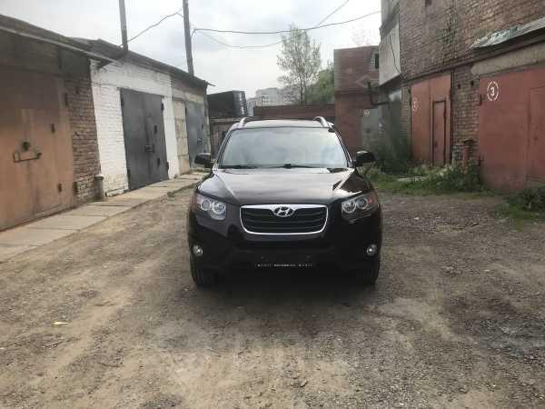 Hyundai Santa Fe, 2010 год, 875 000 руб.