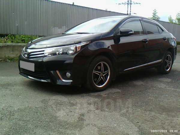 Toyota Corolla, 2014 год, 831 000 руб.