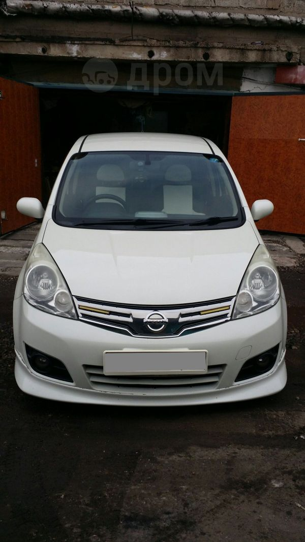 Nissan Note, 2011 год, 404 000 руб.
