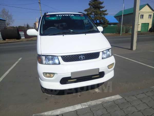 Toyota Hiace Regius, 1999 год, 630 000 руб.
