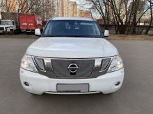 Москва Patrol 2011