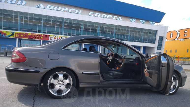 Mercedes-Benz CLK-Class, 2003 год, 1 450 000 руб.