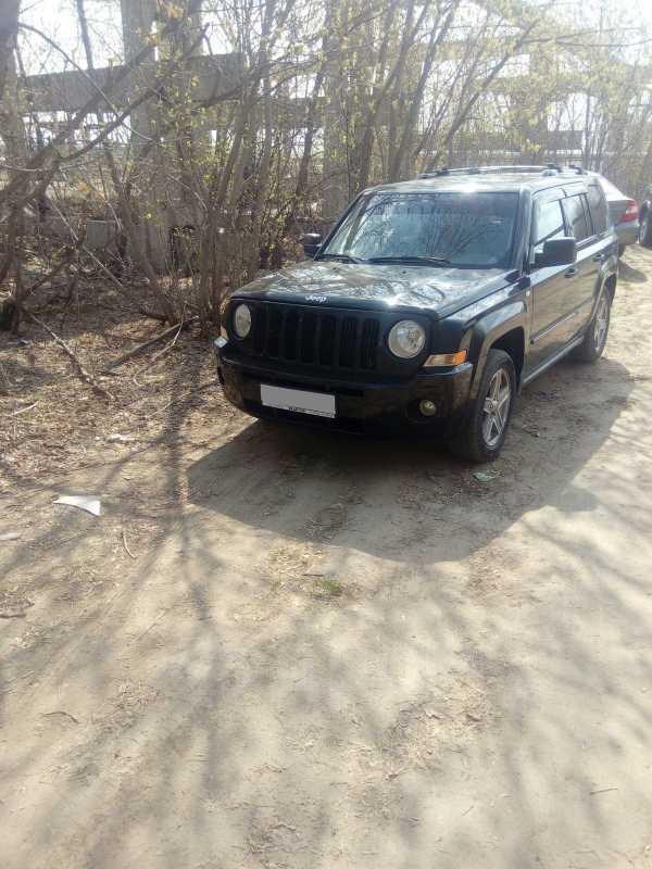 Jeep Liberty, 2007 год, 485 000 руб.