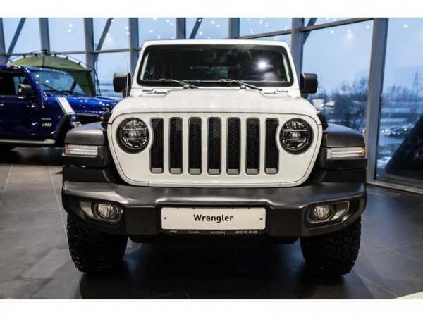 Jeep Wrangler, 2019 год, 4 595 000 руб.