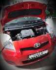Toyota Yaris, 2008 год, 288 000 руб.