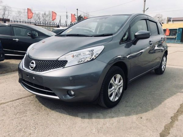 Nissan Note, 2016 год, 535 000 руб.