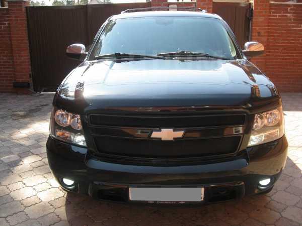 Chevrolet Tahoe, 2012 год, 1 480 000 руб.