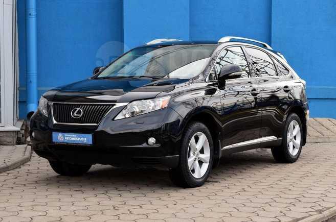 Lexus RX270, 2011 год, 1 350 000 руб.