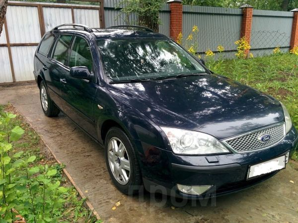 Ford Mondeo, 2004 год, 285 000 руб.