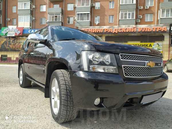 Chevrolet Tahoe, 2012 год, 1 440 000 руб.