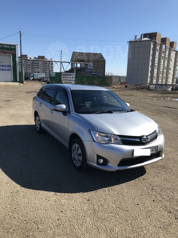 Toyota Corolla Fielder, 2014 год, 665 000 руб.