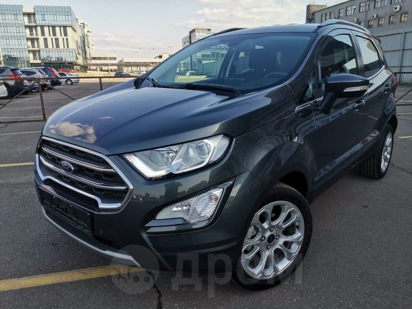 Ford EcoSport, 2018 год, 1 120 000 руб.
