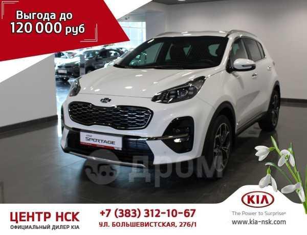 Kia Sportage, 2018 год, 2 009 900 руб.