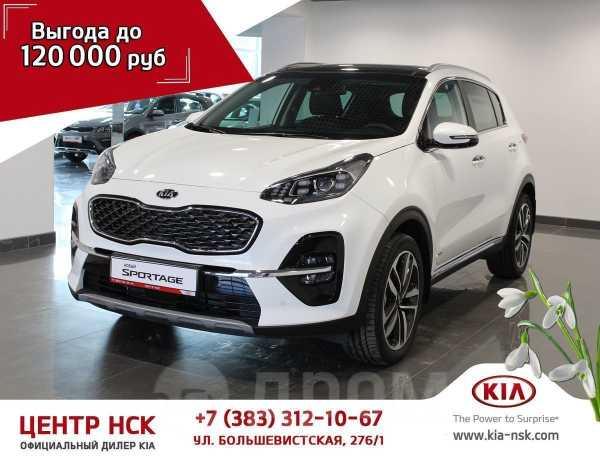 Kia Sportage, 2019 год, 2 119 900 руб.