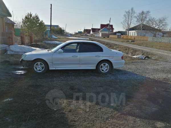 Hyundai Sonata, 2001 год, 130 000 руб.