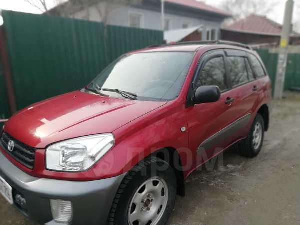 Toyota RAV4, 2002 год, 380 000 руб.