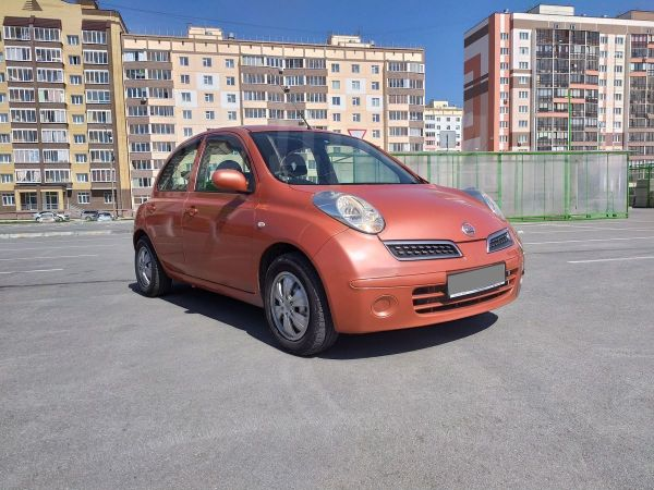 Nissan March, 2007 год, 275 000 руб.