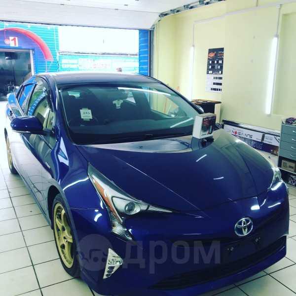 Toyota Prius, 2016 год, 1 035 000 руб.